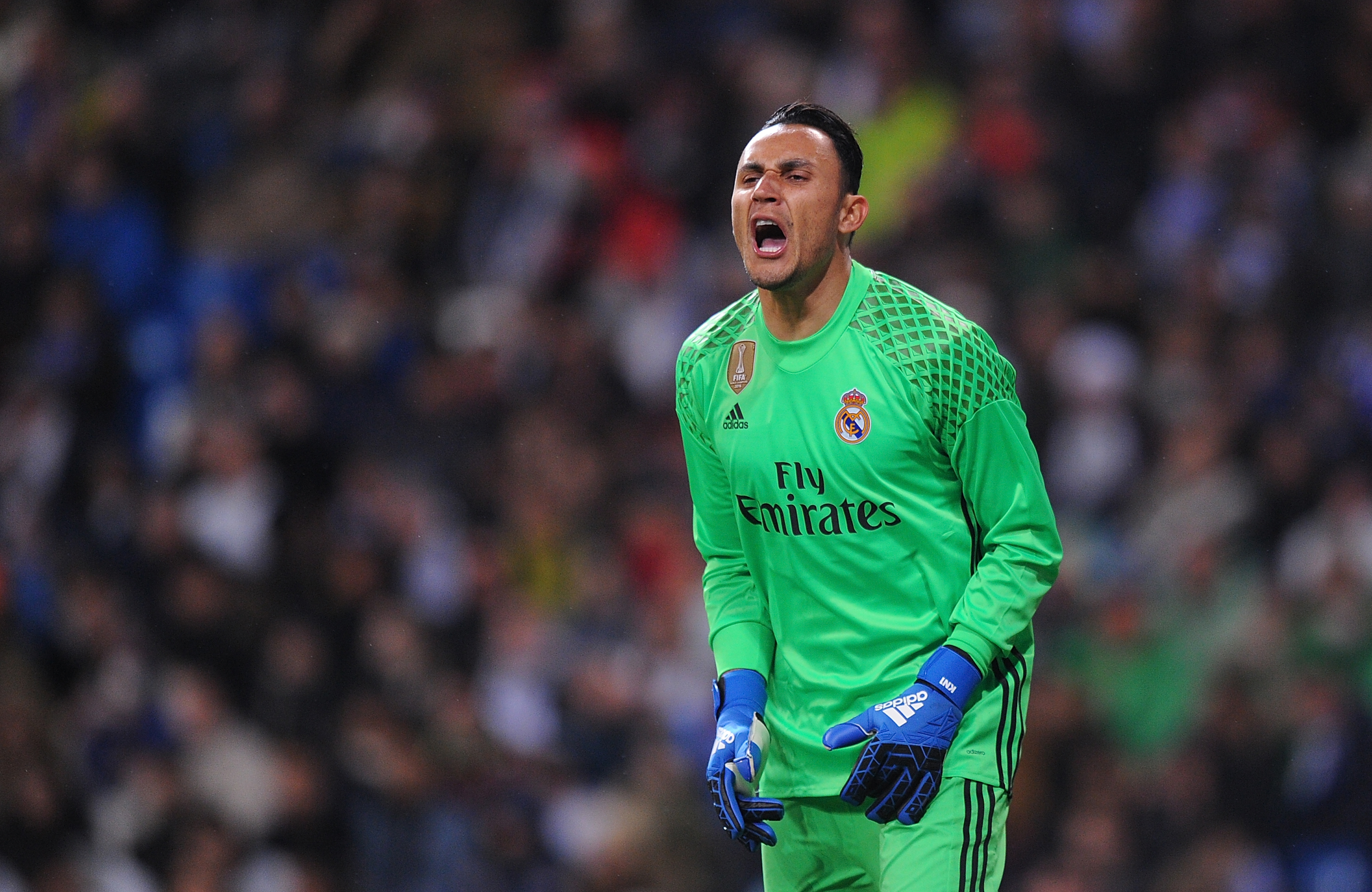Real Madrid What s Wrong With Keylor Navas
