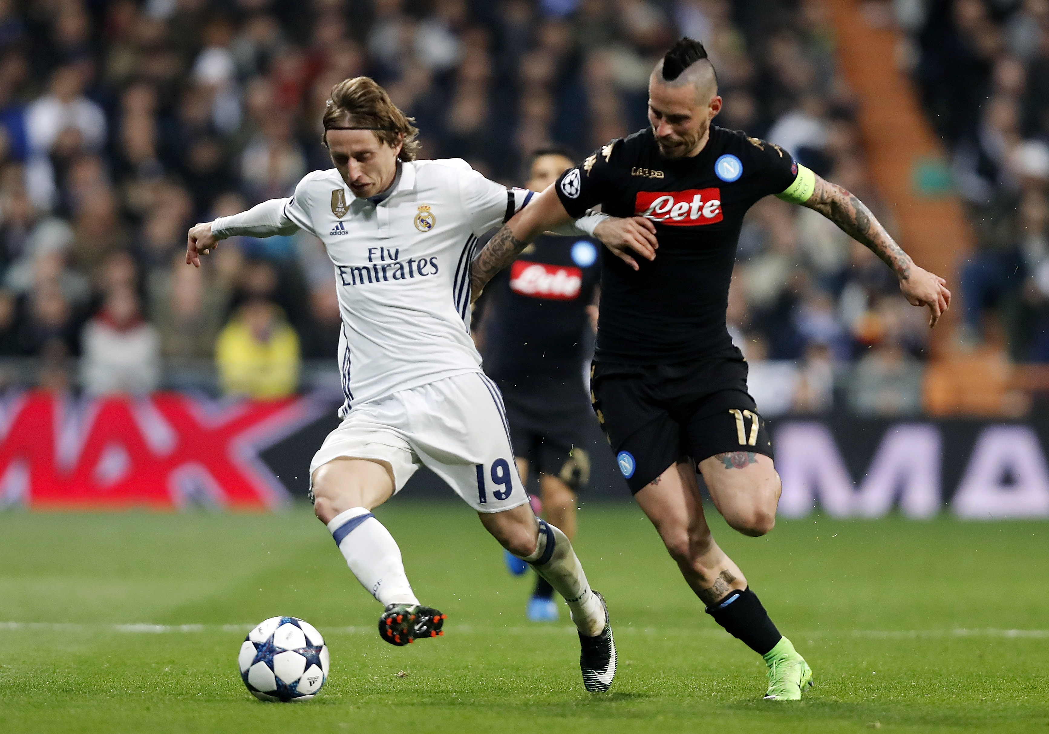 Just How Good is Luka Modric He s e of the Best in Europe