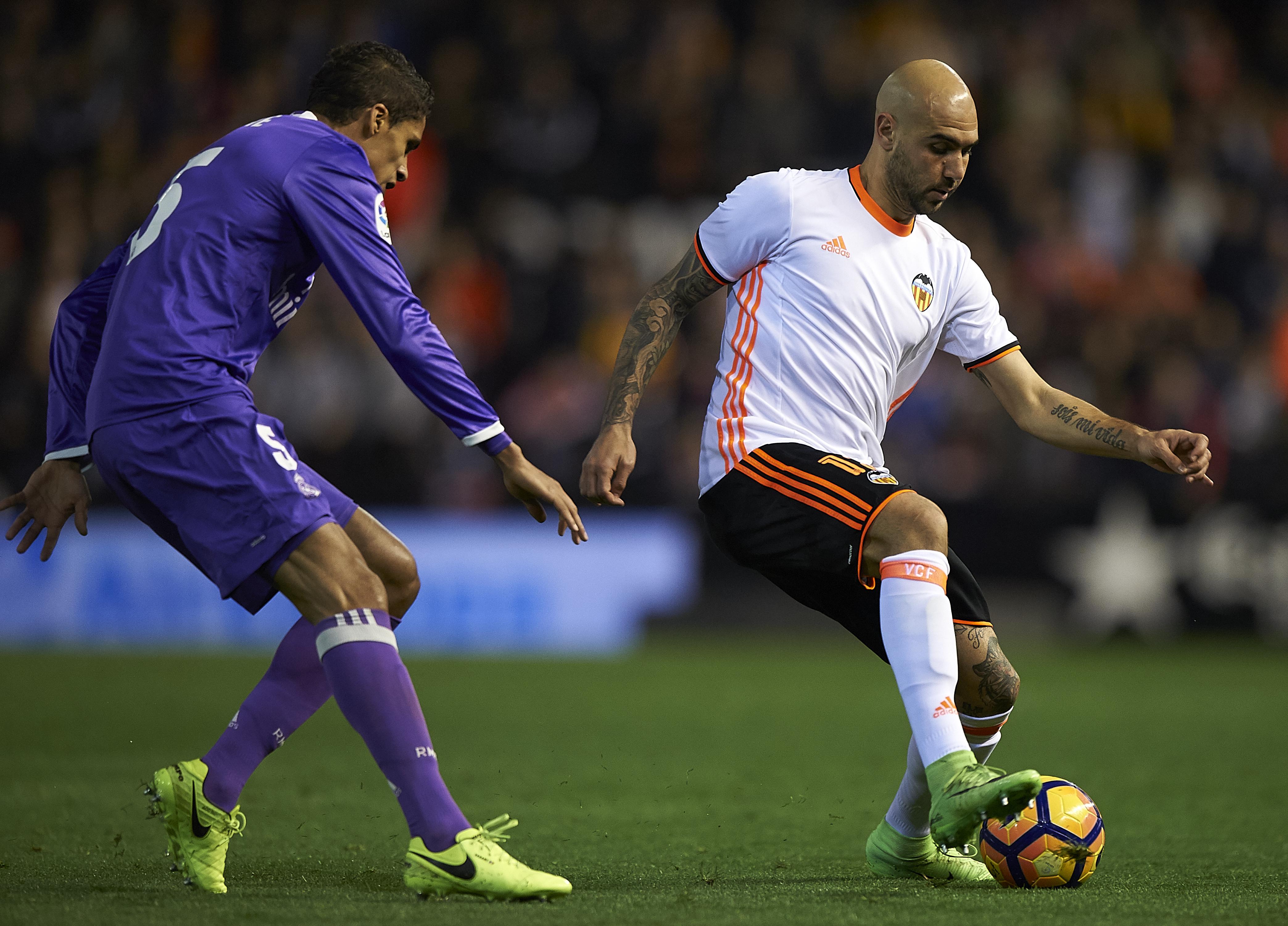 Real Madrid Raphael Varane Out 3 Weeks With Leg Injury