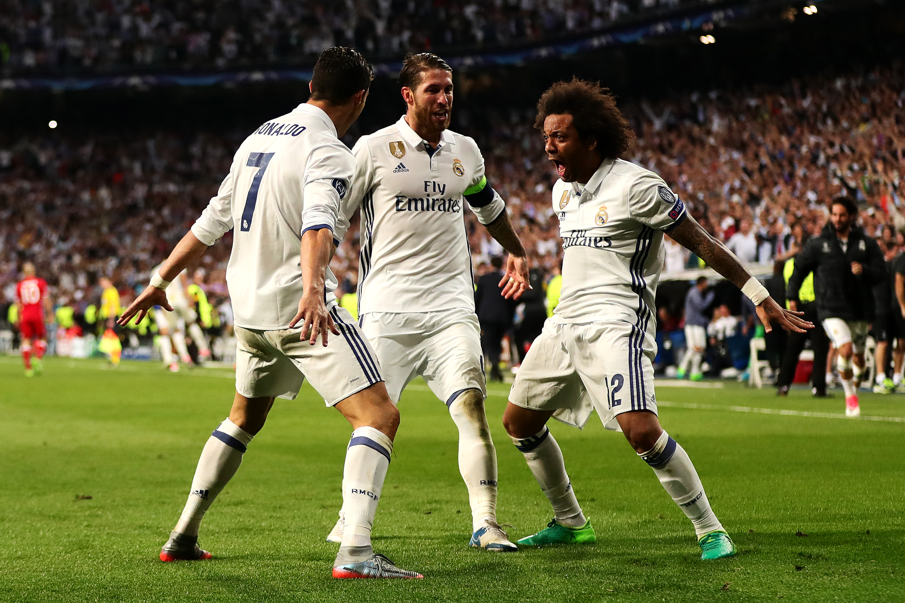 Champions League Bayern Madrid