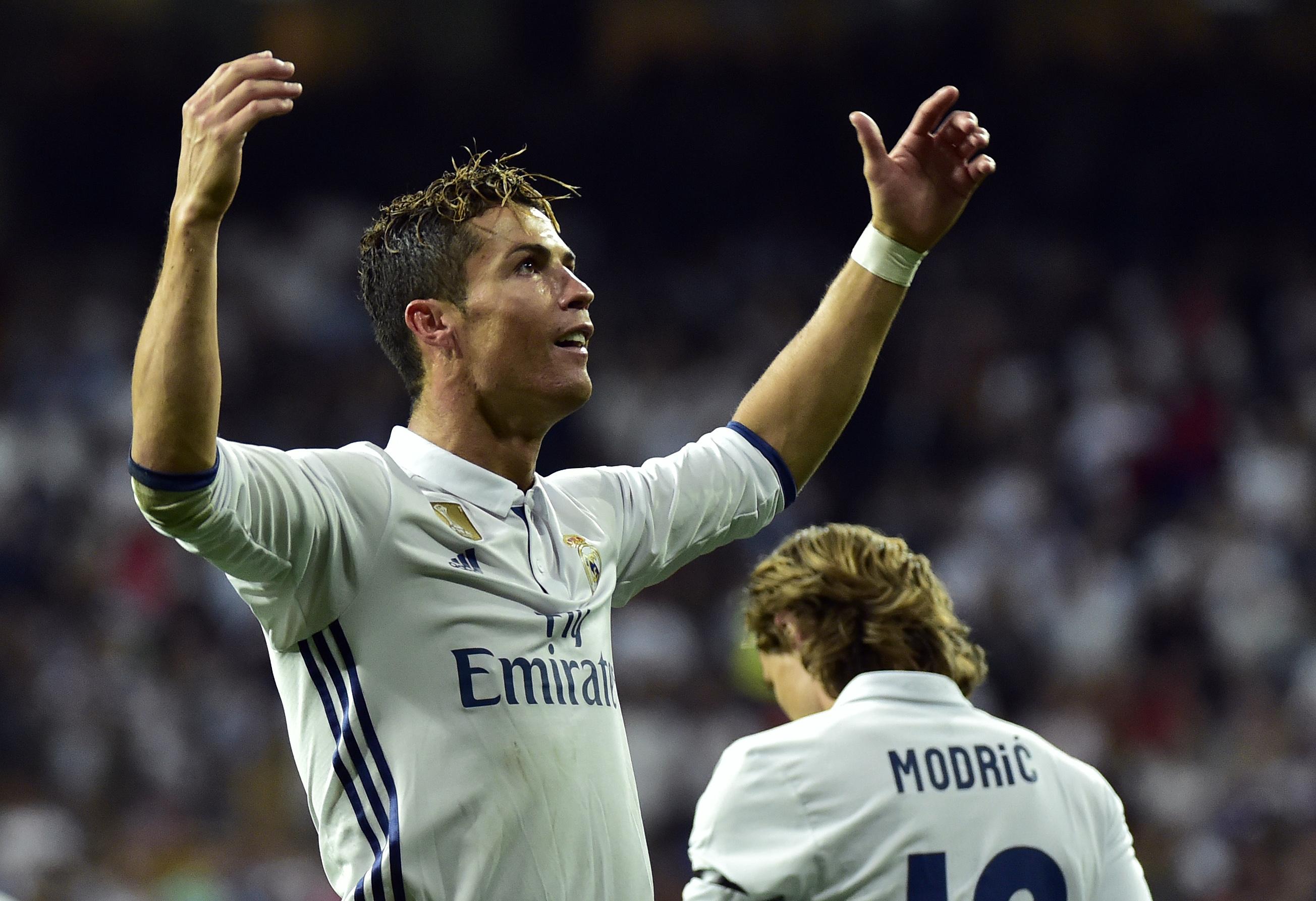 Learned Real Madrid Home Finale Sevilla Cristiano Ronaldo Scored Toni