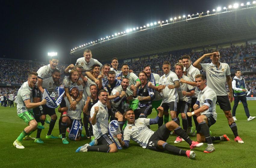 2 Real Madrid 2017 La Liga