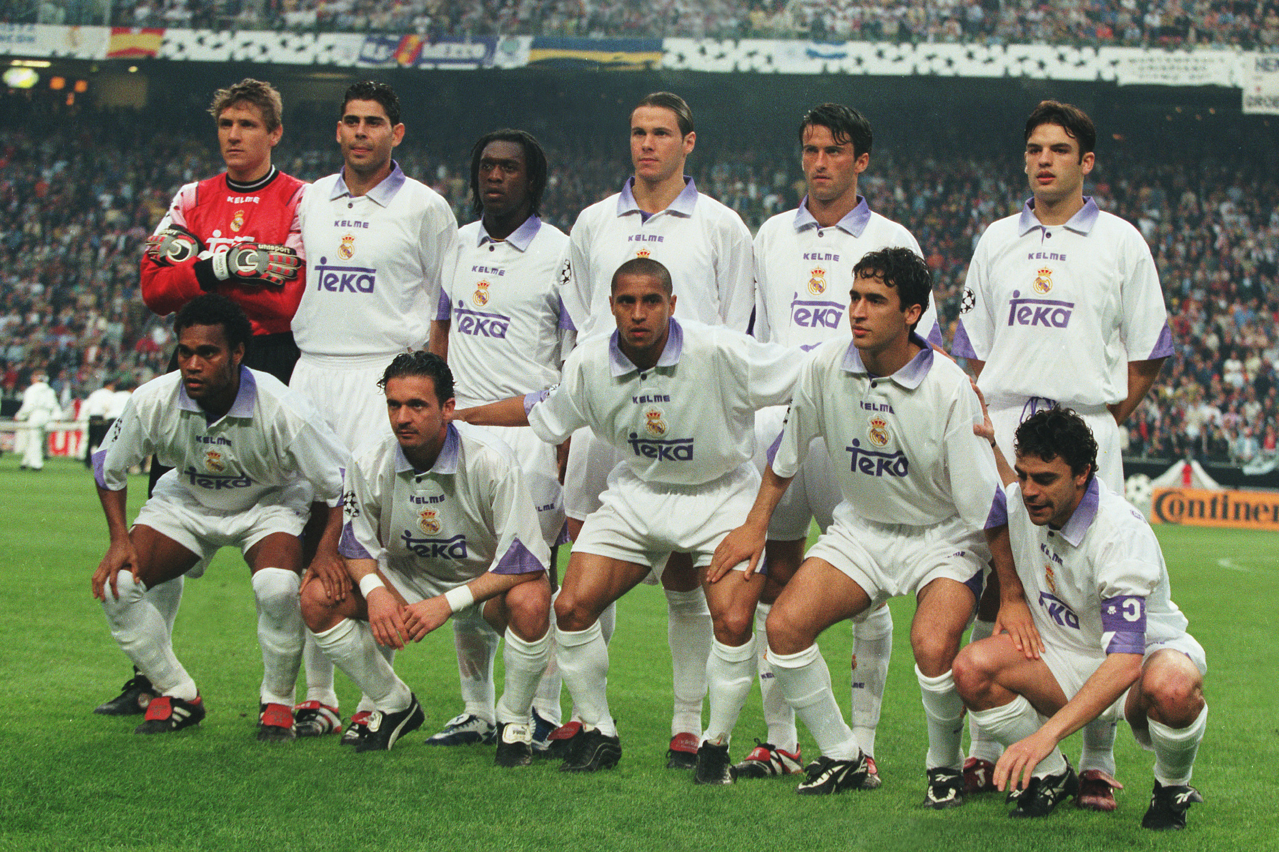 Real Madrid Vs Juventus 1998 Champions League Final
