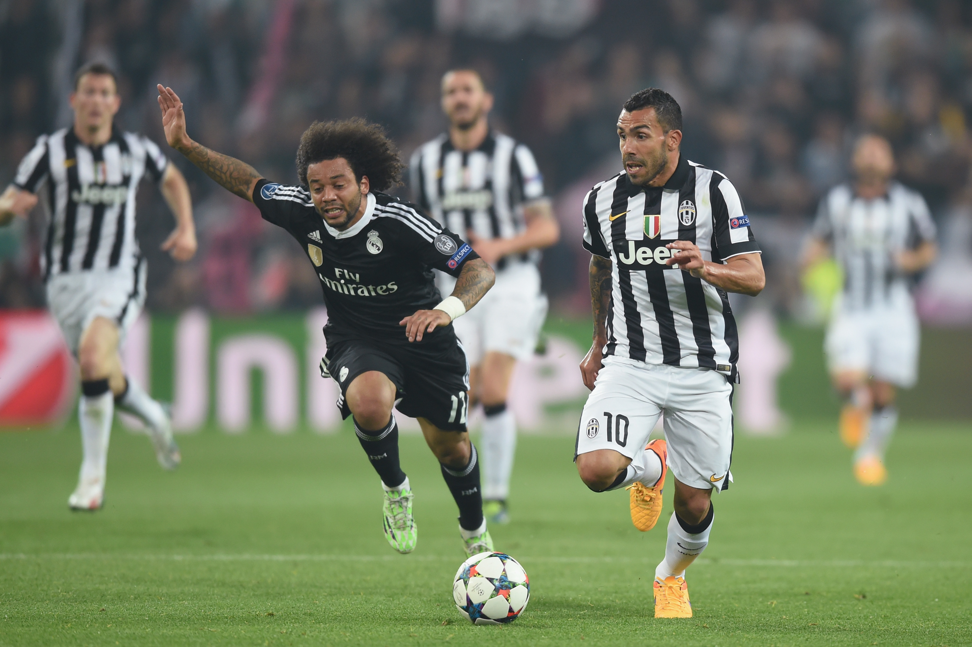 Showdown In Cardiff: Juventus vs. Real Madrid Preview