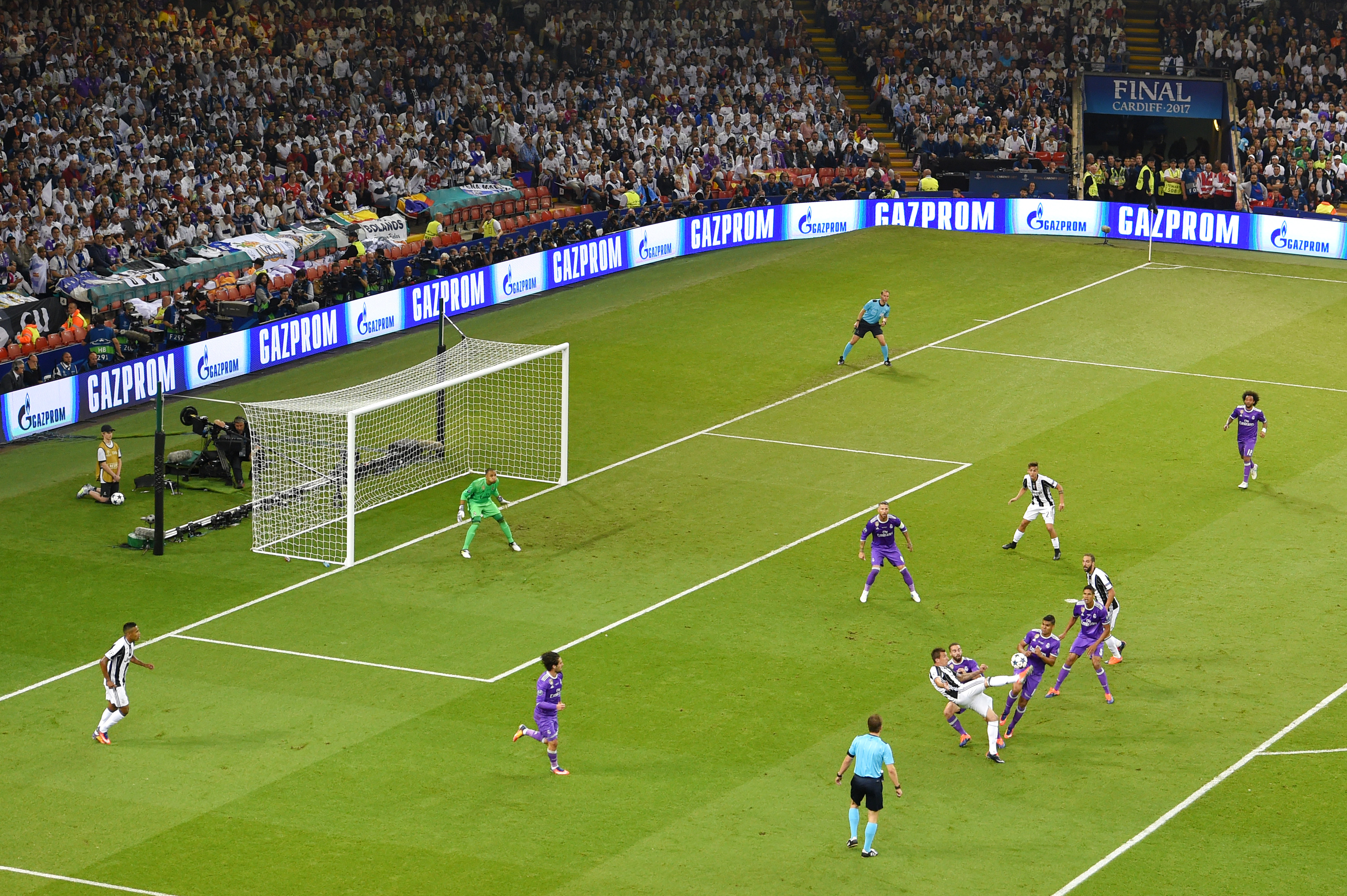 Los Blancos victorious: Juventus vs. Real Madrid match review