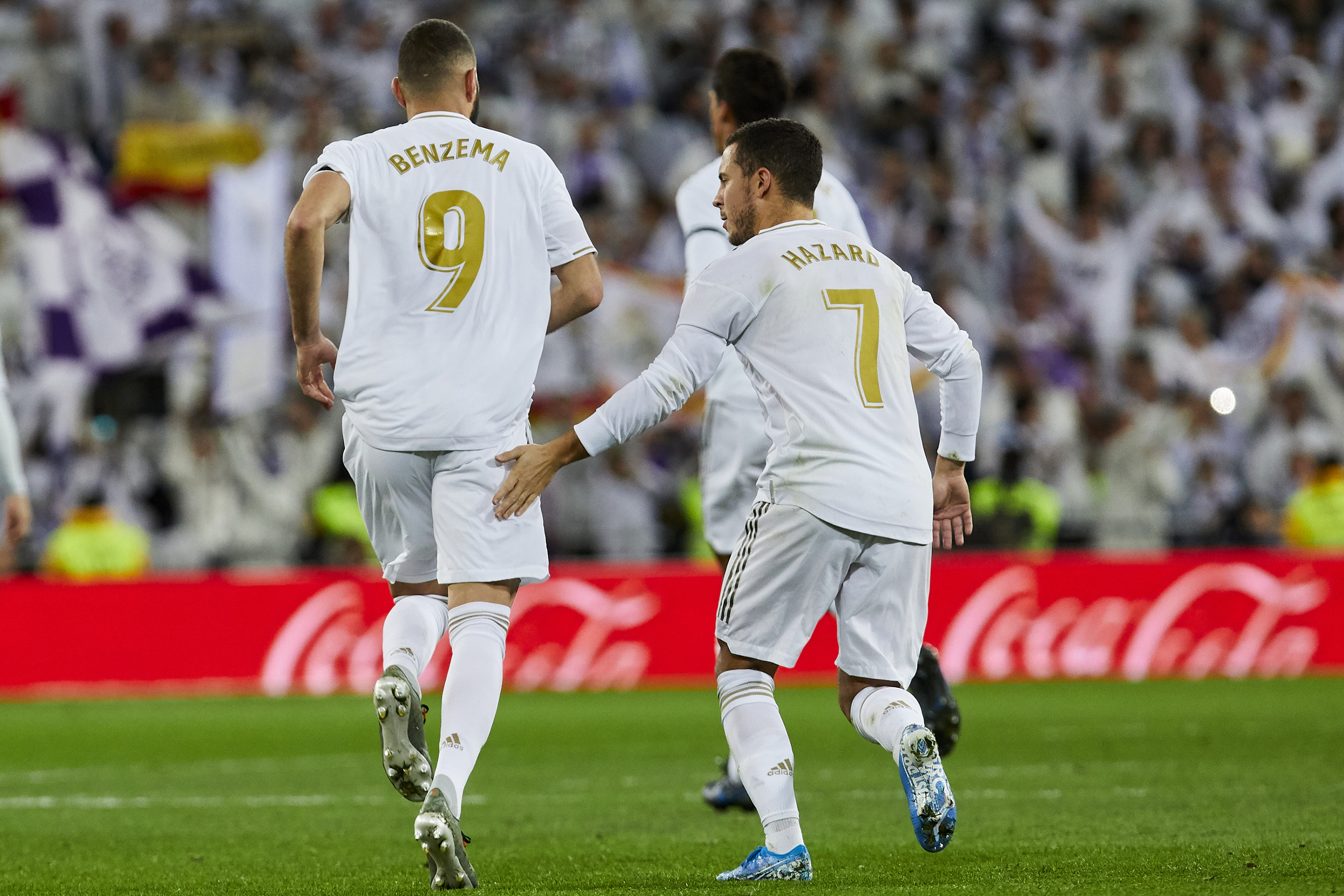Real Madrid: The Eden Hazard, Karim Benzema connection is unstoppable