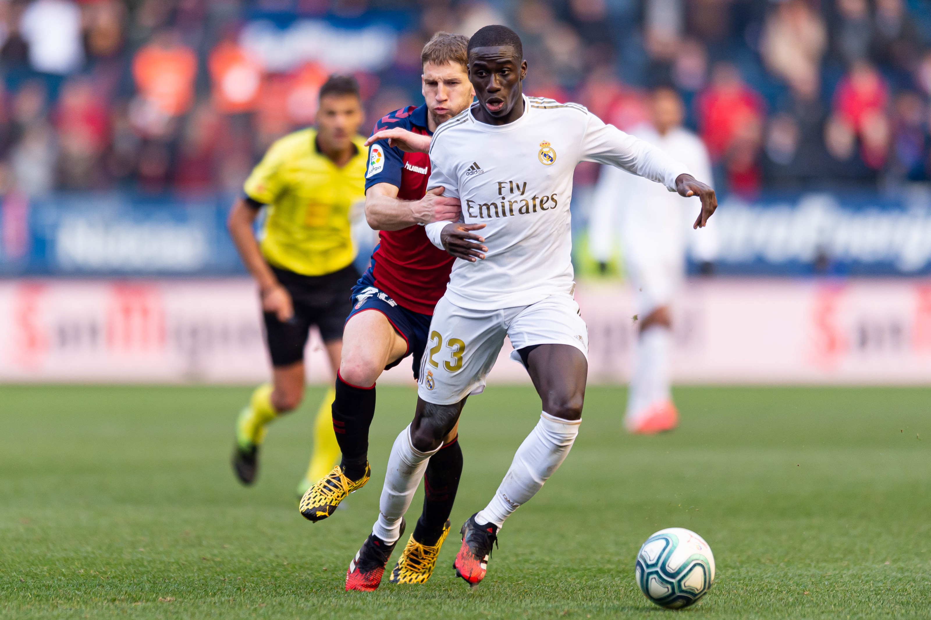 Real Madrid: Ferland Mendy is already one of the world's best