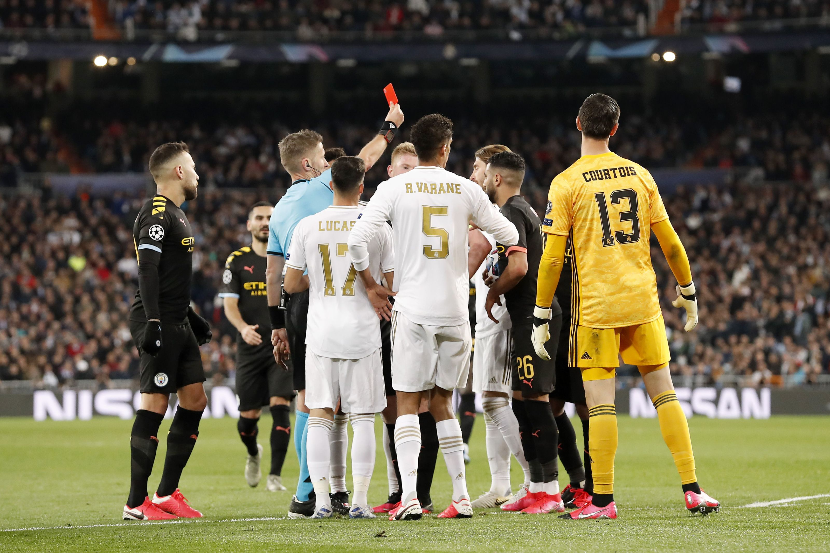 Real Madrid should win Sergio Ramos' red card appeal to UEFA