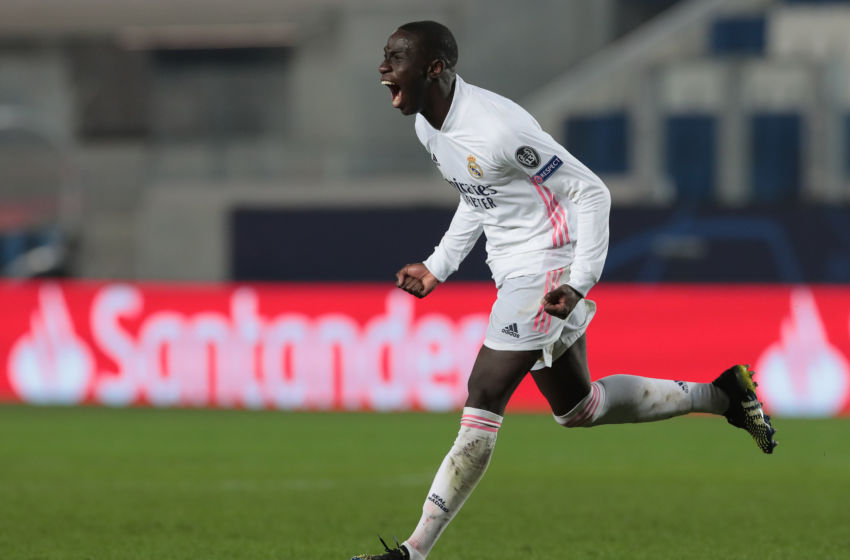 Real Madrid: Ferland Mendy continues to grow for Los Blancos