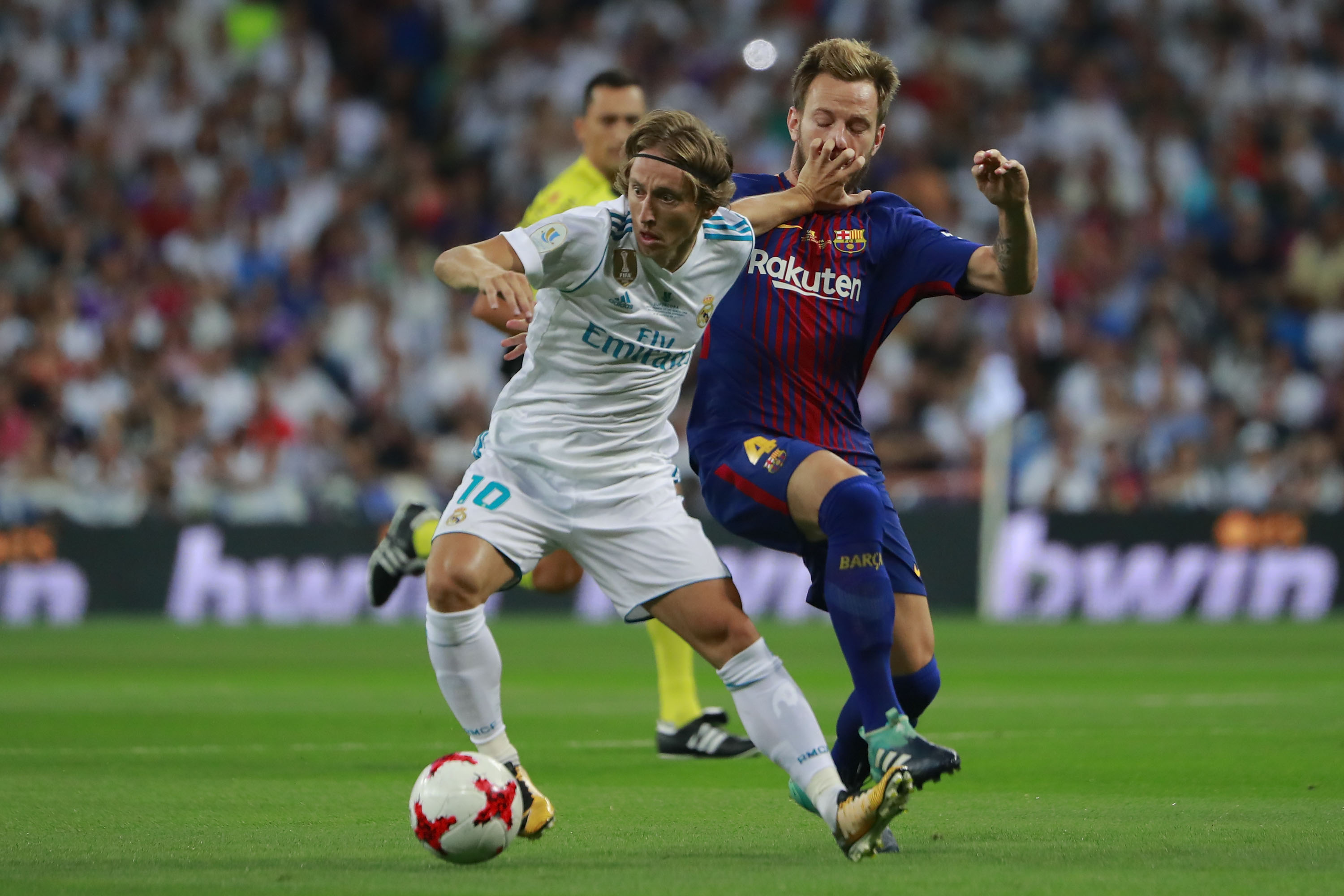 Player Ratings Real Madrid 2: Real Madrid Player Ratings From The Spanish Super Cup