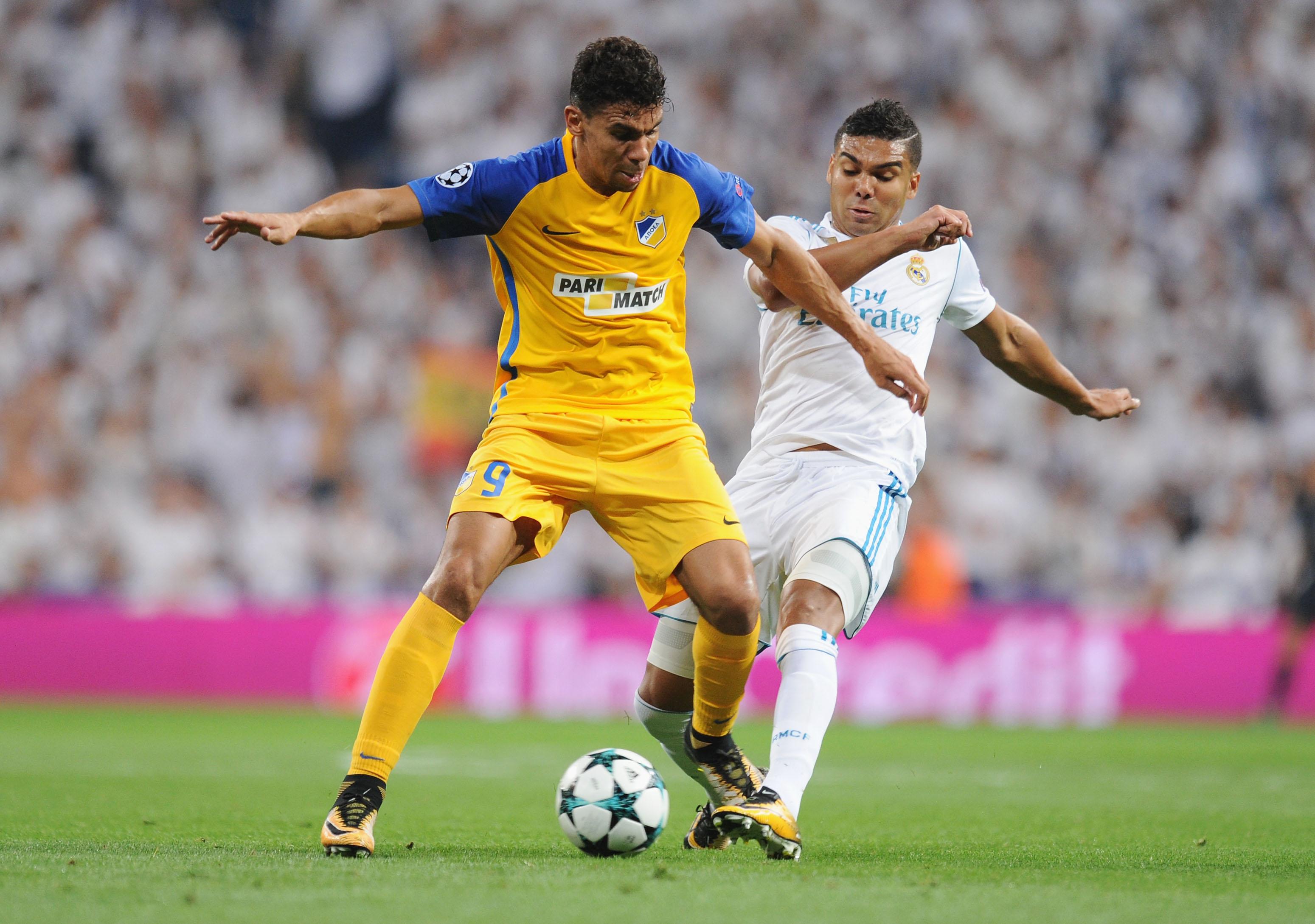 Player Ratings Real Madrid 2: APOEL 0: Player Ratings