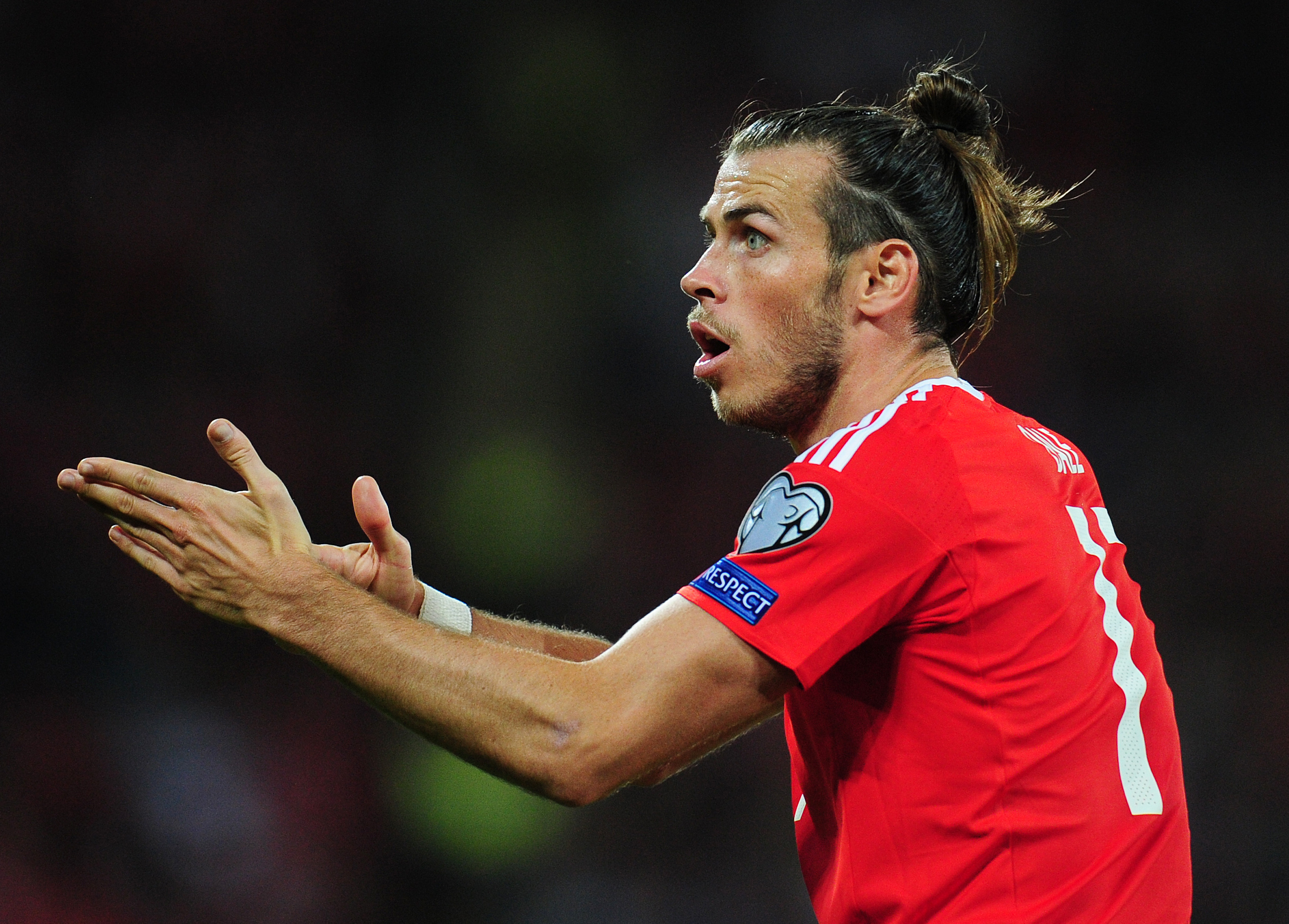 Missing Real Madrid s Gareth Bale Wales crashes out of World Cup