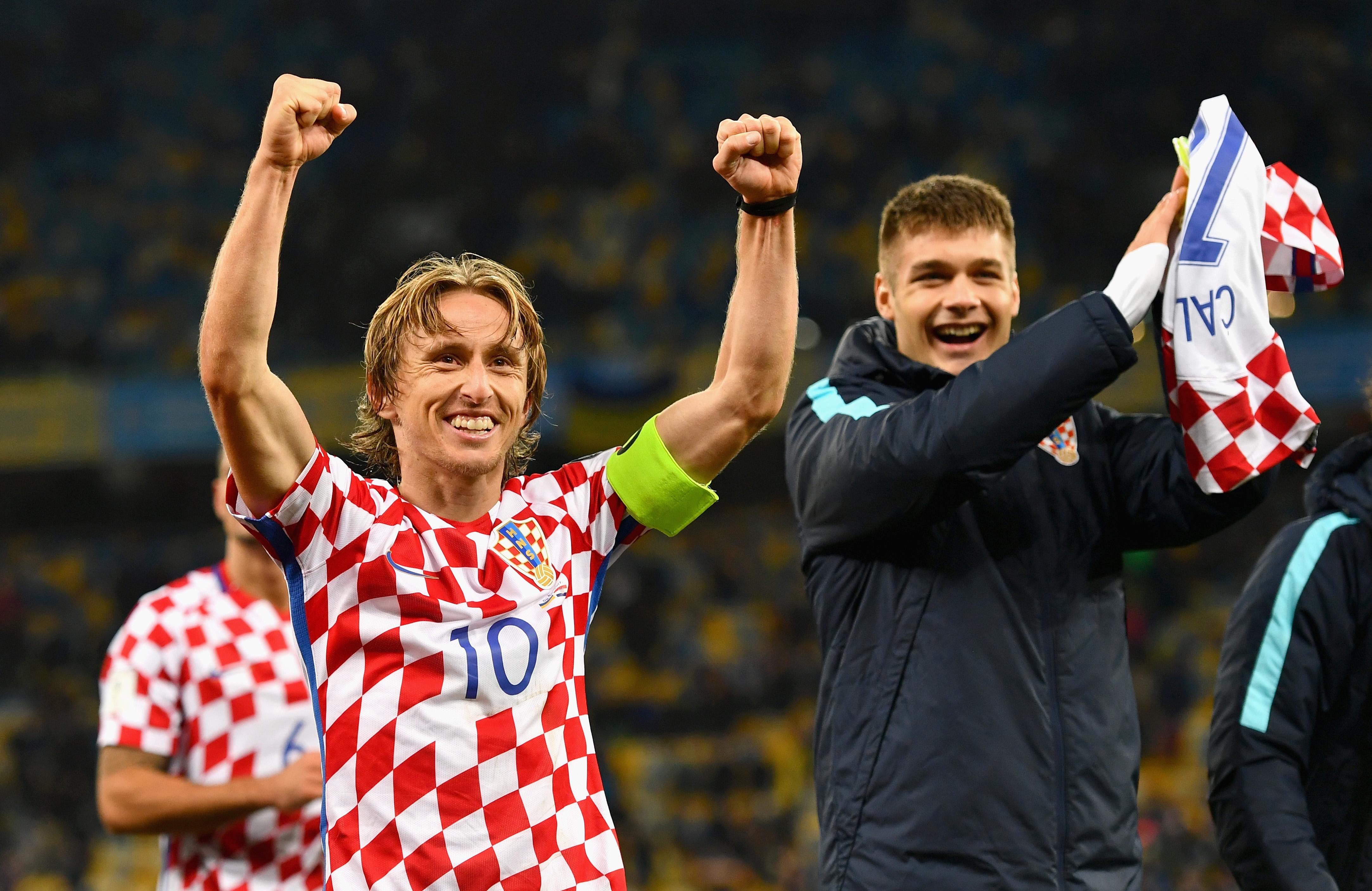 Luka Modrić Aktuelle Teams