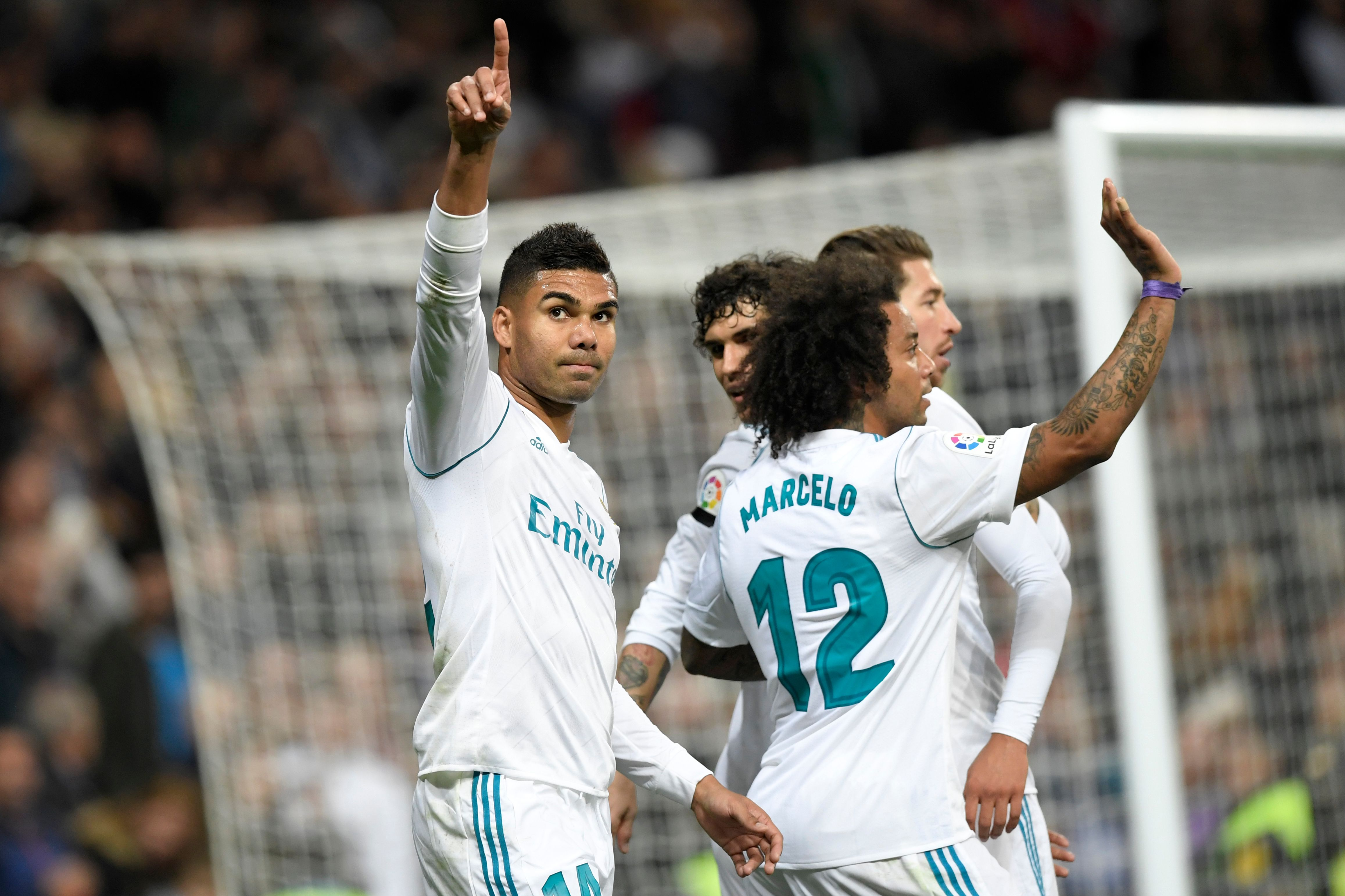 Real Madrid 3 0 Las Palmas quick recap from La Liga Matchweek 11