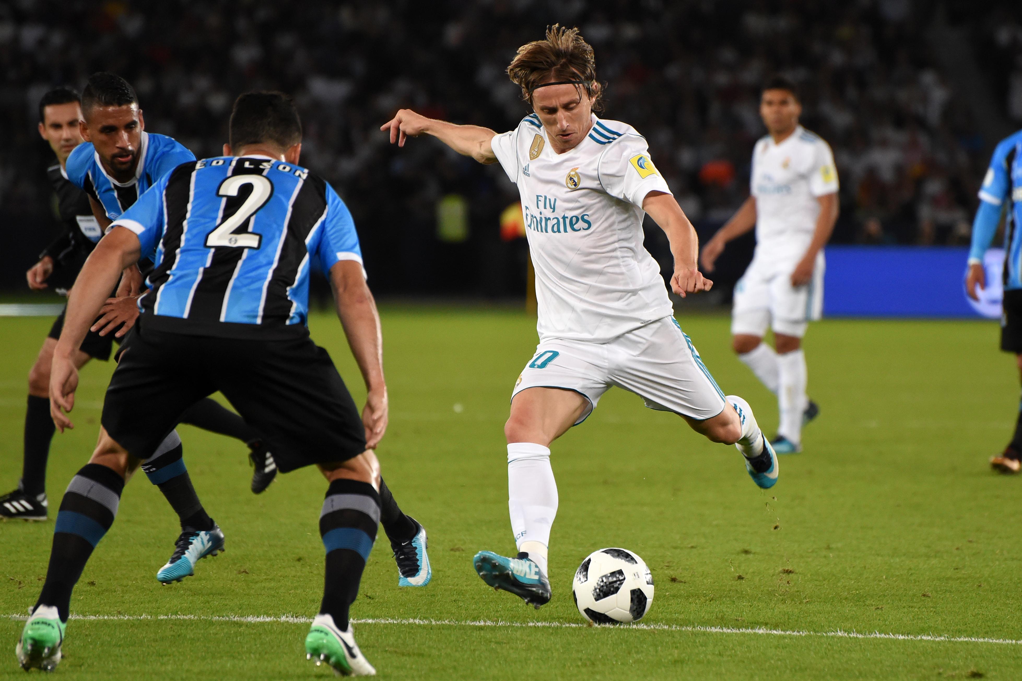 Player Ratings Real Madrid 2: Real Madrid 1-0 Grêmio: Player Ratings