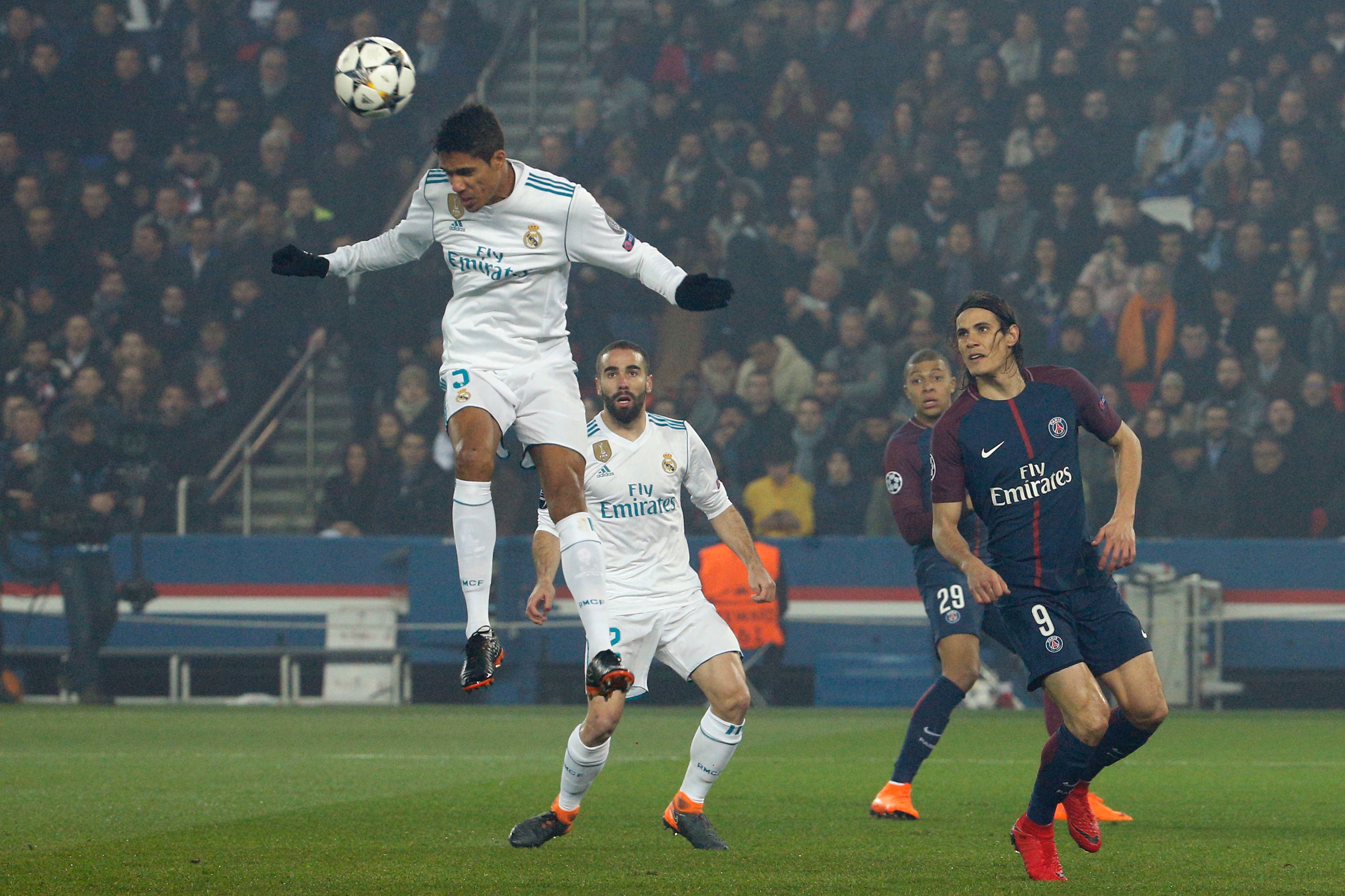 Player Ratings Real Madrid 2: Player Ratings From Real Madrid's 2-1 Victory Over Paris