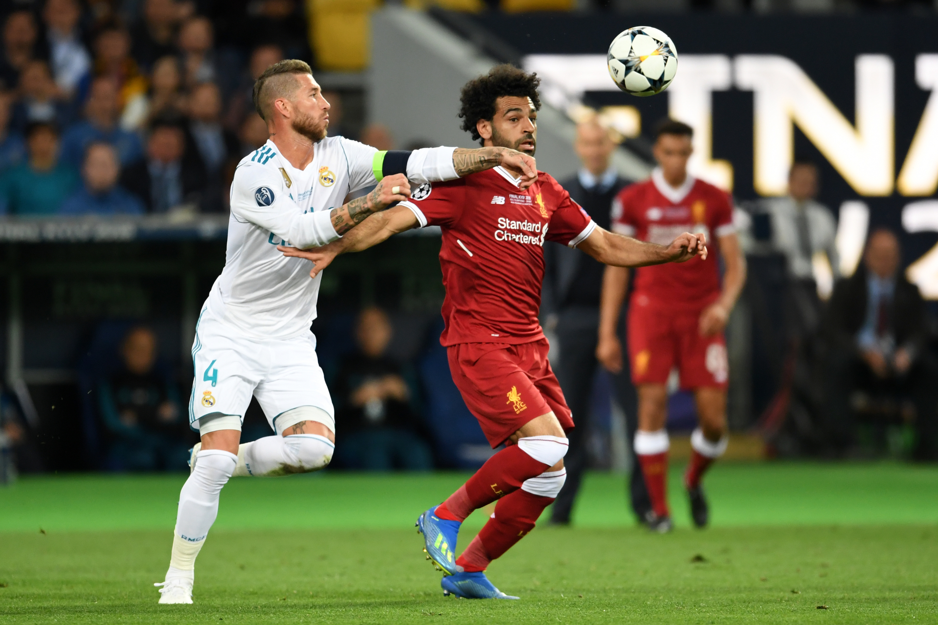 Real Madrid Vs Liverpool Combined Xi Who Makes The Cut