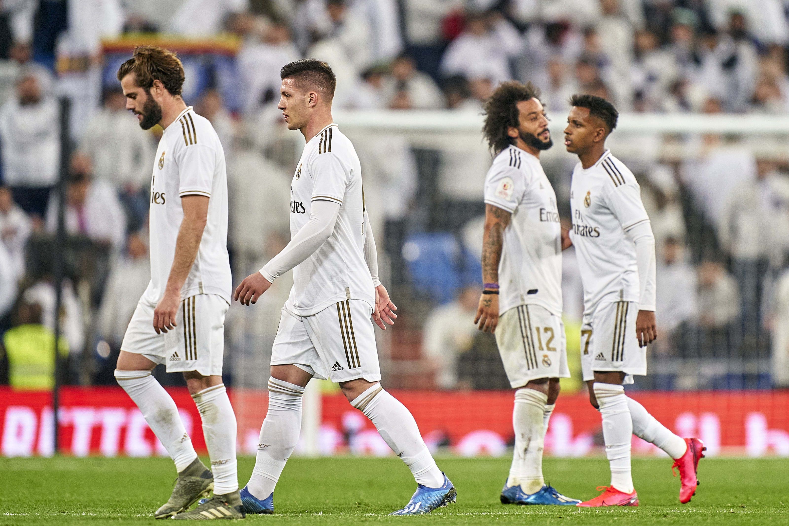 Real Madrid Player Ratings From 4 3 Loss To Real Sociedad